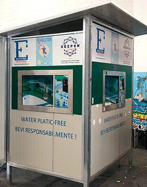Drikkevandspost til festivaler og events