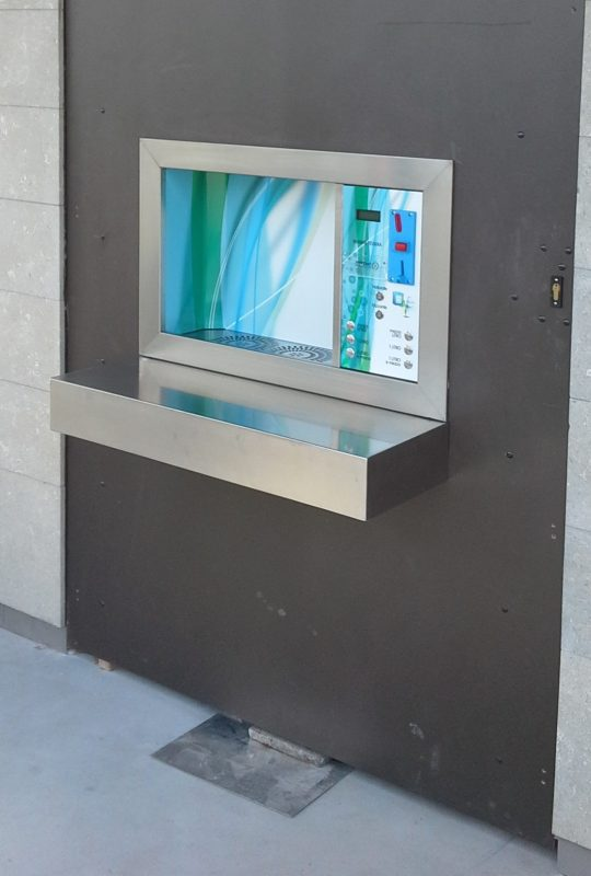 wetap vandautomat