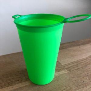 Sammenklappelig kop